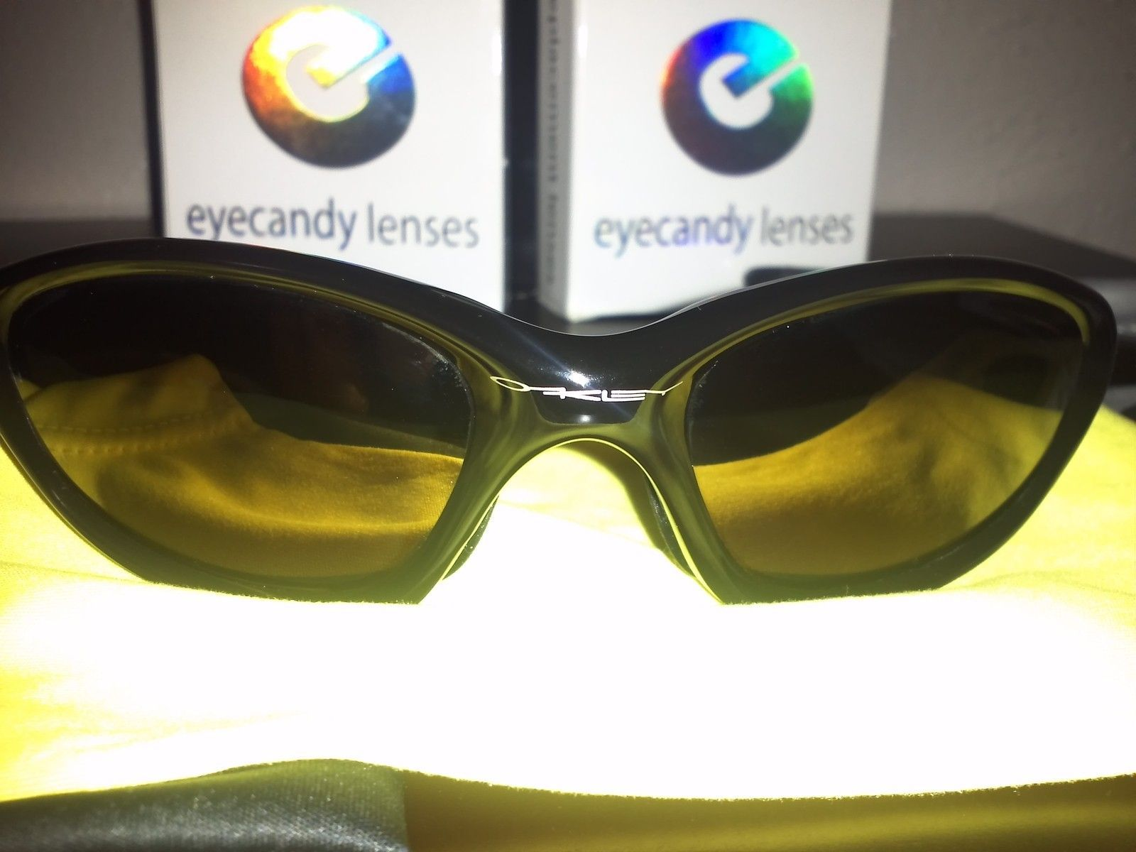 EyeKon Lenses For Oakley XX (Vintage) Purchase And Review (Final Update 12-31-12) - lensfit.jpg
