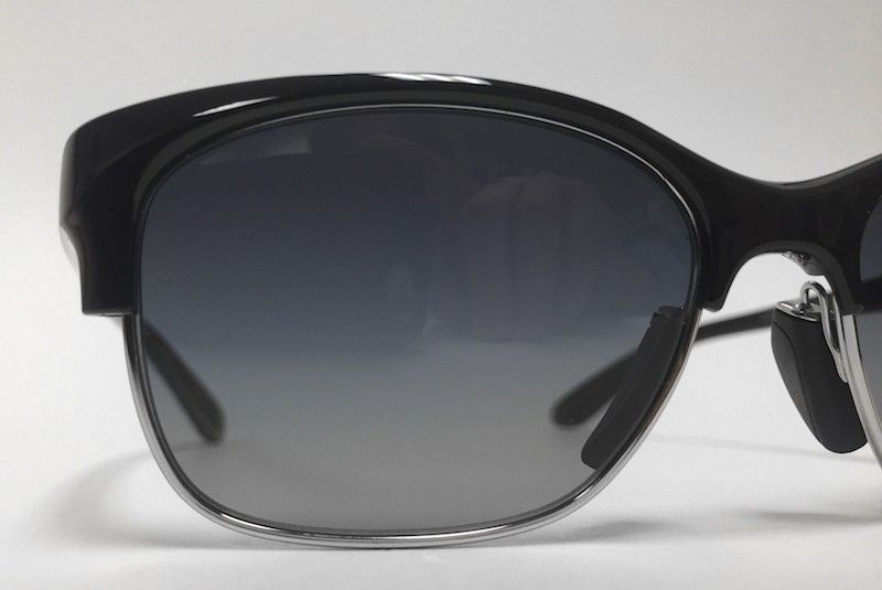 Oakley RSVP Polished Black Polarized — Women's - LlA4h2i.jpg