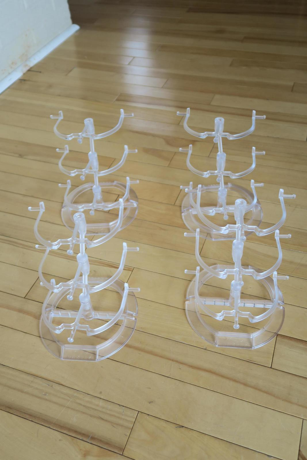 4.0 and 3.0 Plastic Risers!!! (3, 2 and 1 Tier.) - lyiVTWJ.jpg