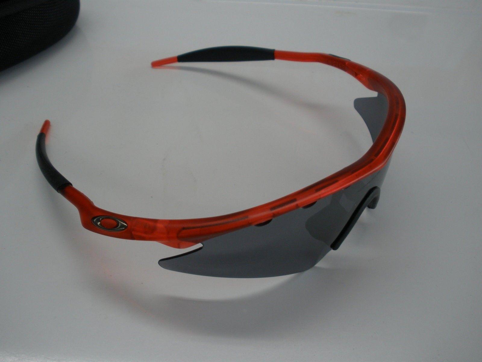 M-Frame Crystal Red Vented Sweep BI + xtras - M FRAME 005.JPG