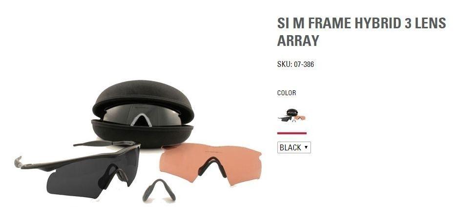 M-Frames - 10 pairs found - M-Frame OakleySI.JPG