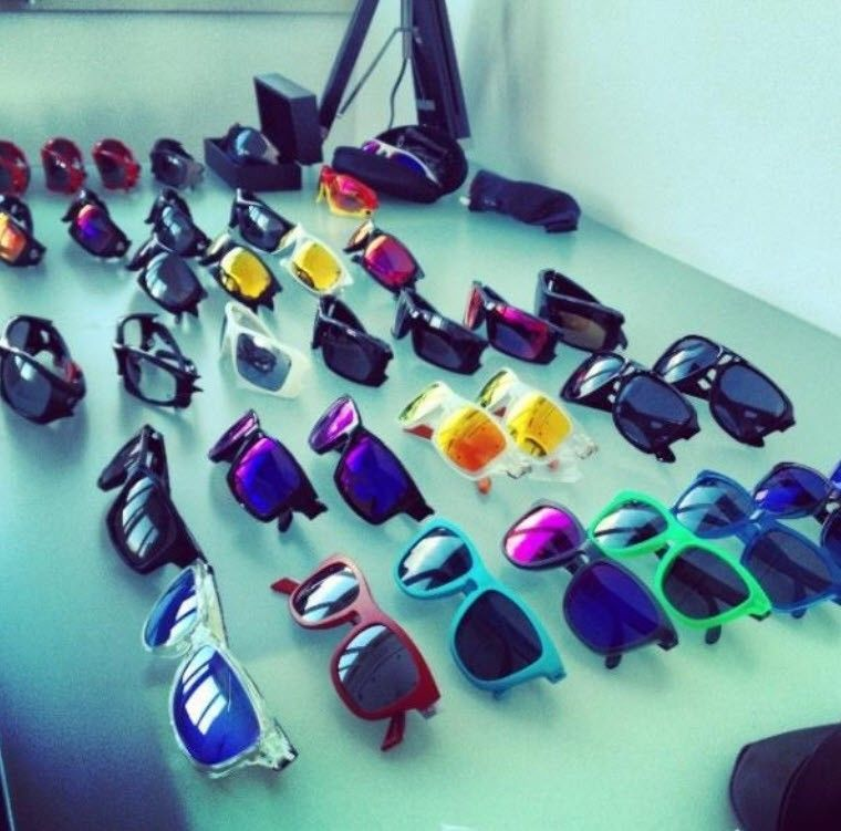 Oakley Athletes Who Are Also Collectors? - m61q.jpg