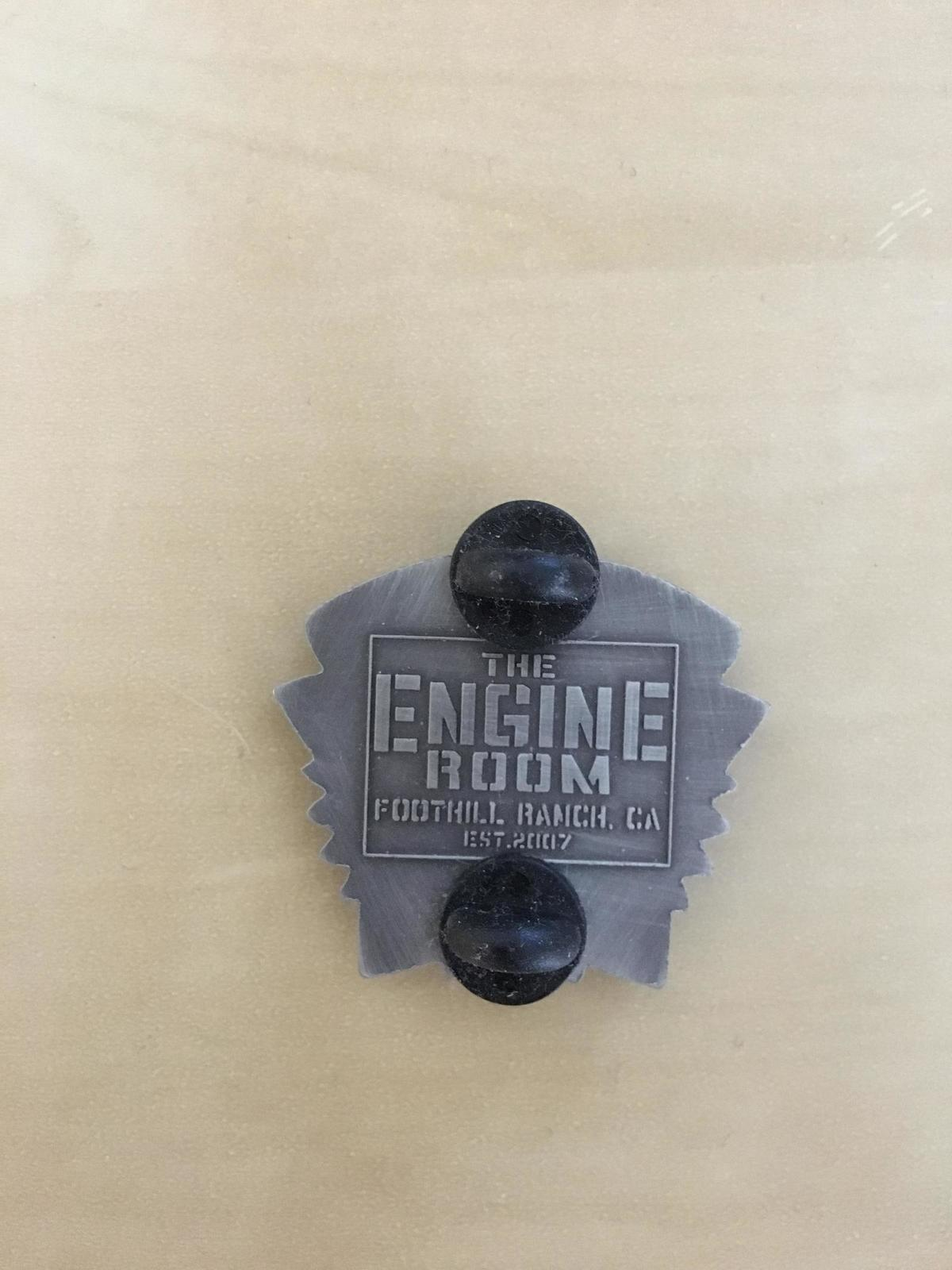 Is this Engine room pin rare or something? - m6B1mId.jpg