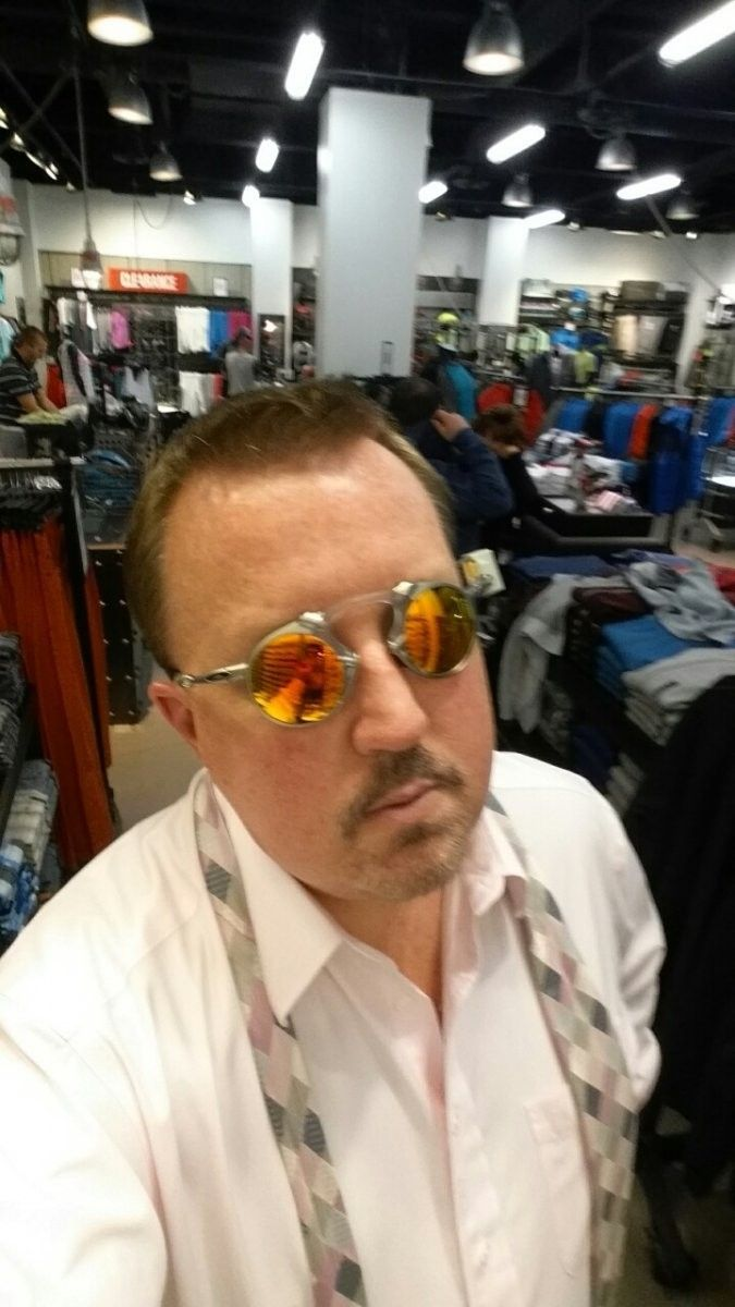 New to forum... Not to Oakleys...  love the Madman! - madman 1.jpg