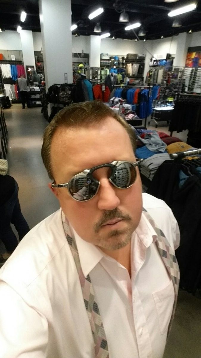 New to forum... Not to Oakleys...  love the Madman! - madman 2.jpg