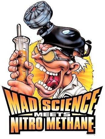 oakley mad science