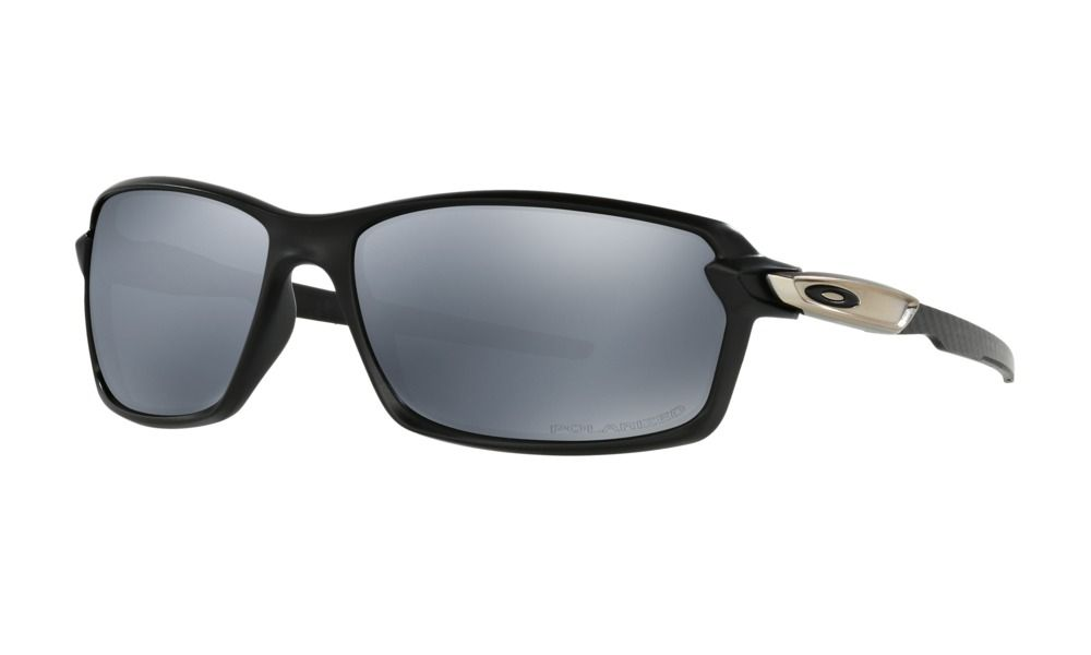 Oakley Carbon Shift Polarized in MATTE BLACK / BLACK IRIDIUM POLARIZED