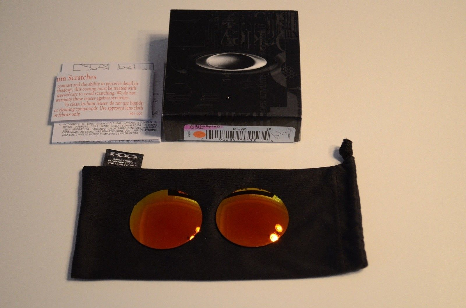 Mars Crater with fire Iridium and Mars ruby polarized lenses - Mars_ruby01.JPG