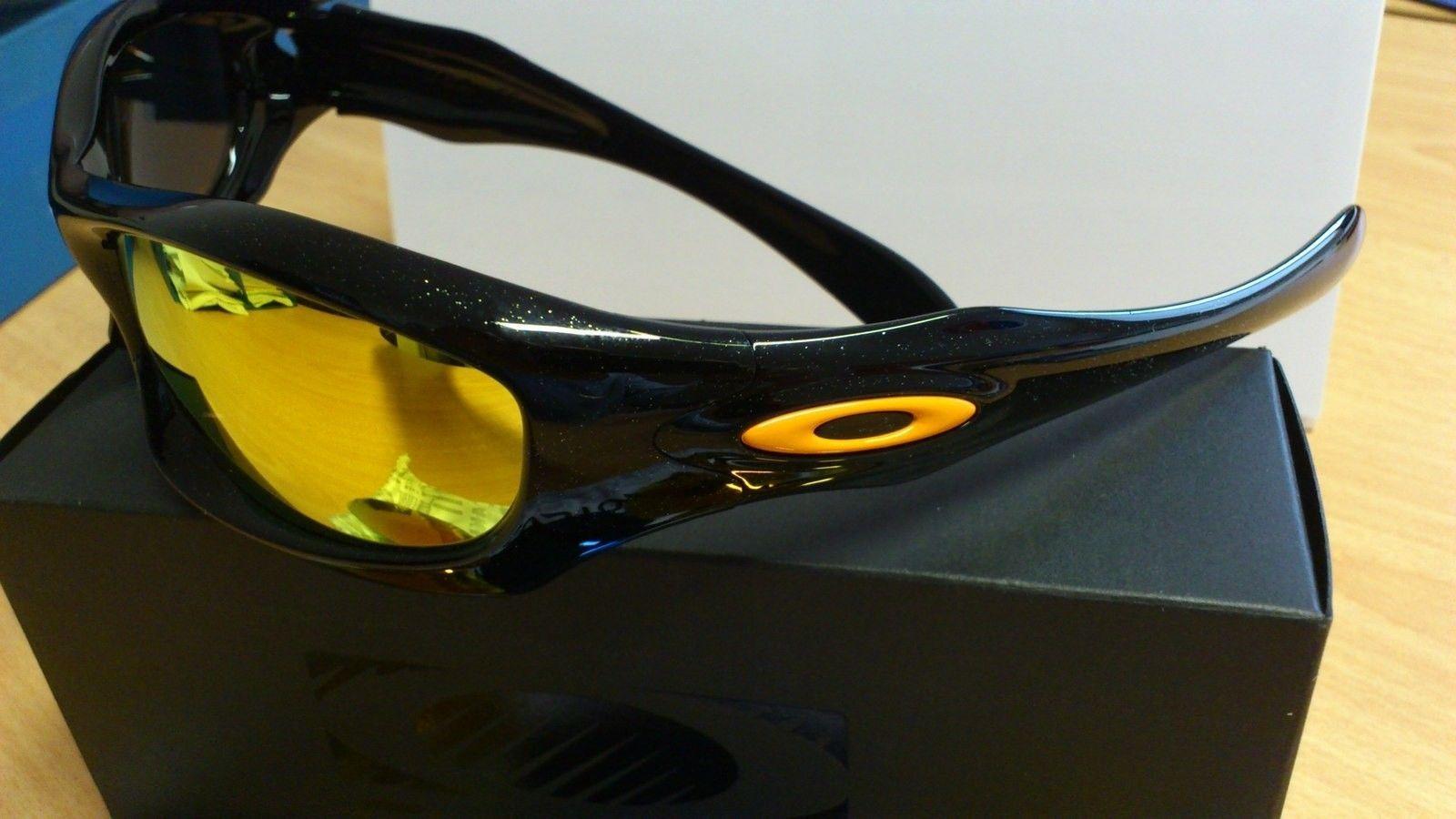 Monster Dog Metallic Black Frame With Fire Lenses & Orange ICONS - metdog.jpg