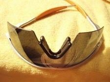 Oakley M Frame Silver/Orange w/ Black Iridium Lens - mGrtbFVb6JvuXQI-asTNw8A.jpg