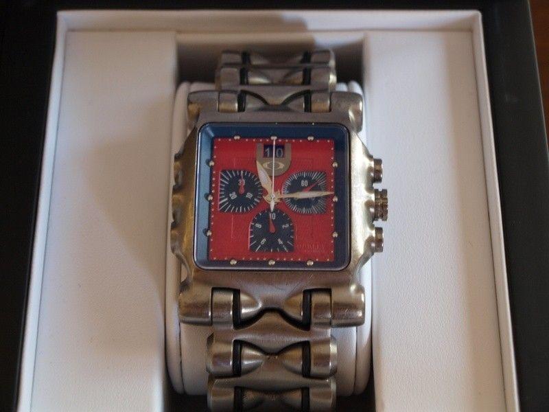 WTS: Oakley Time Tank / Minute Machine ~ Titanium Red ~ 10-251 - minutemachineoakley4.jpg