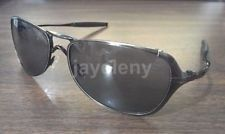 Oakley Felon Sunglasses in Brushed Chrome /w Gray Lens - mN0H0Iw_VvmaTPMetfItZTw.jpg