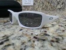 White Oakley Fives Squared Polarized Sunglasses - mn9k_zI3yt0LuInK-Nrca-Q.jpg