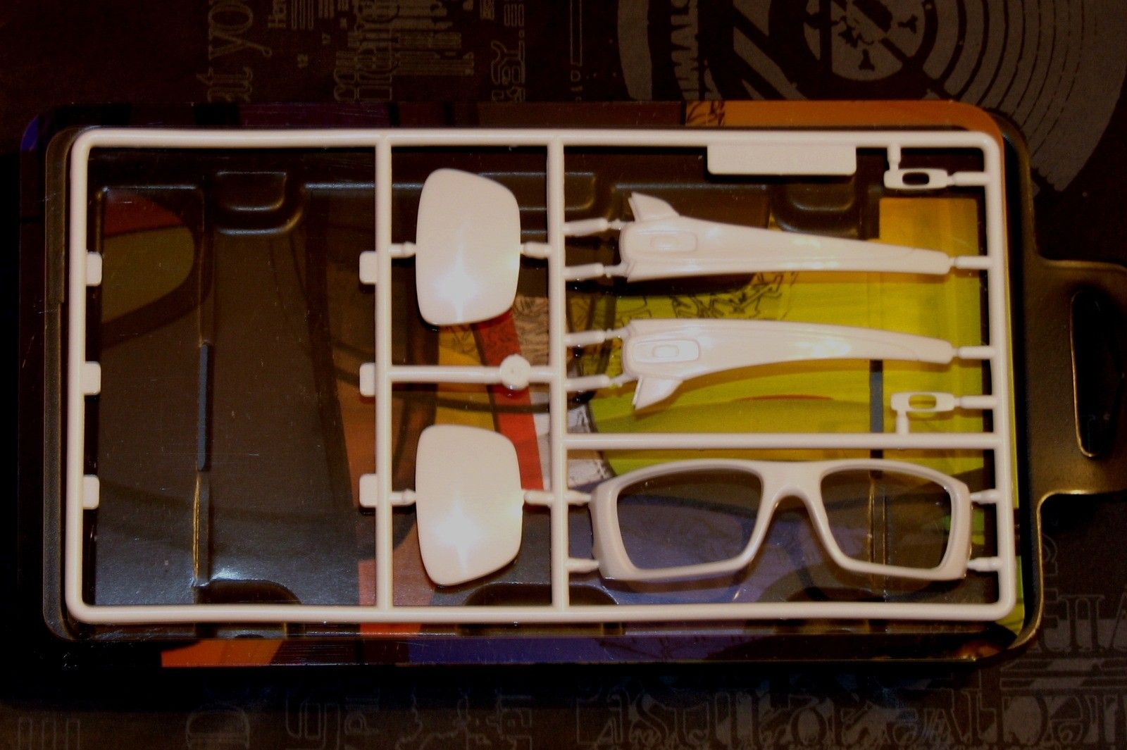 Gift Card Fuel Cell Model Kit - modelkit.jpg