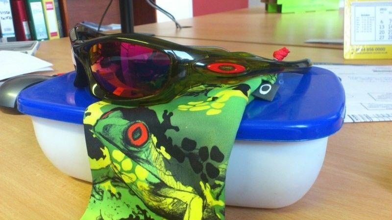 Oakley MONSTER FROG makes it's debut - monsterfrog.jpg