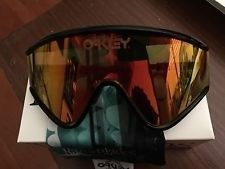 Oakley Black Red Fire Iridium Eyeshades - mv6m10tv9N6LcAntiMTlRjw.jpg