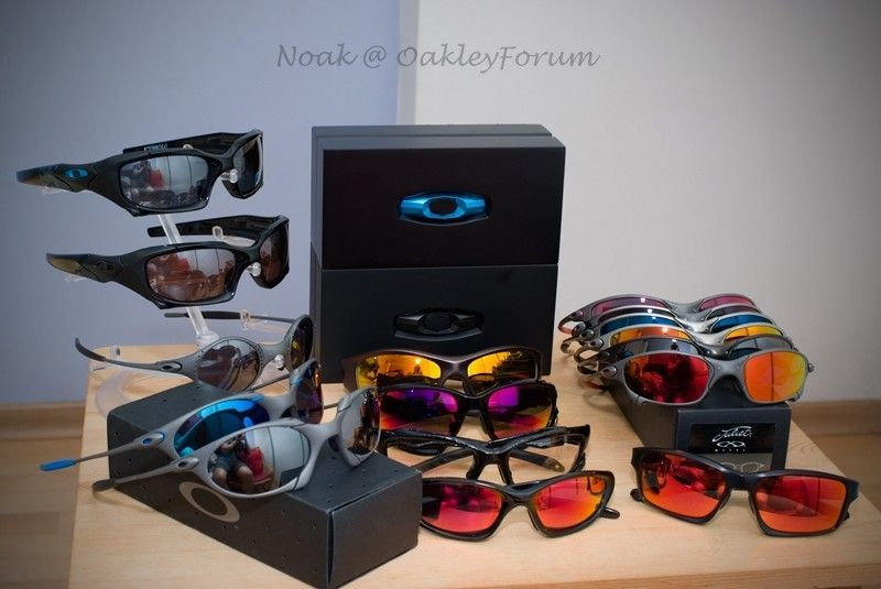 My last purchases for now, going on hiatus... - My Oakley Collections.jpg