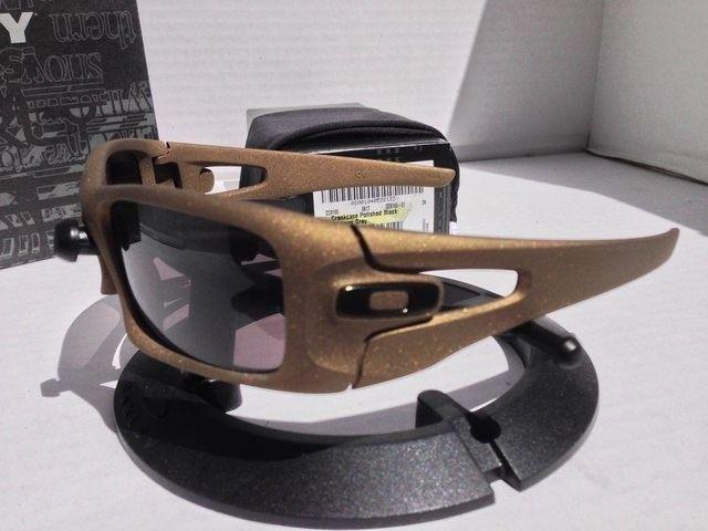 Cerakote Burnt Bronze Oakley Crankcase New $115 - N4mUMQKl.jpg