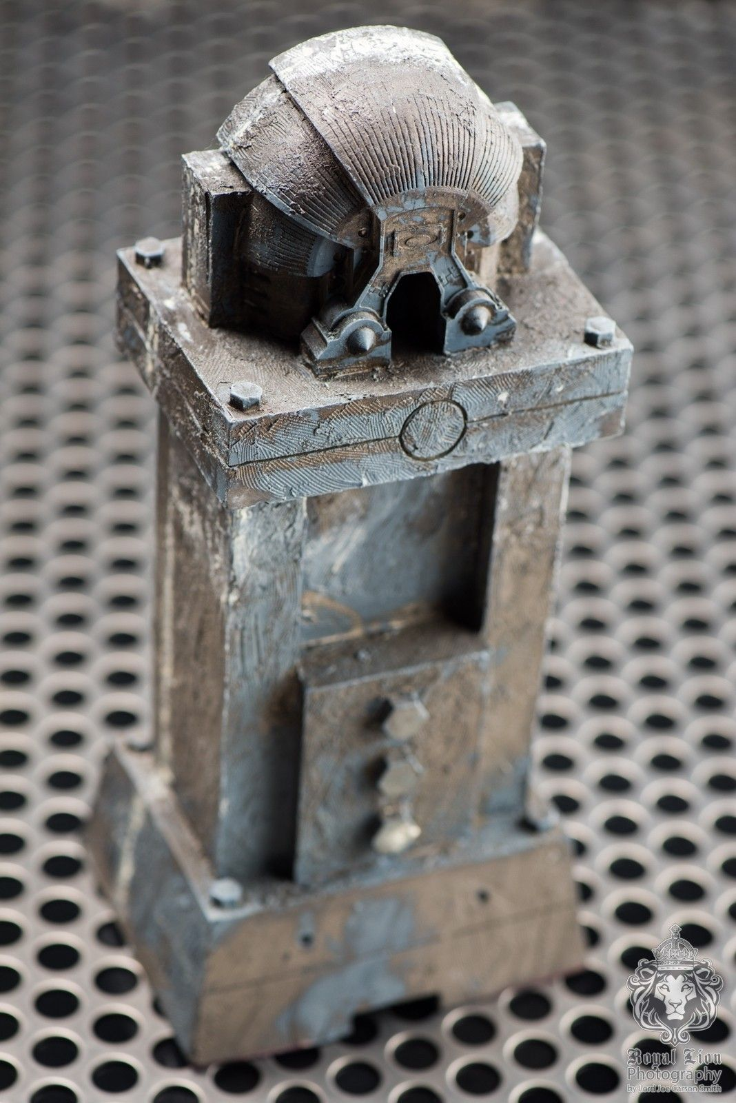 Oakley Bunker Tower Trophy Original Positive Signed by James Lareau - Another Major Price Drop - ND8_3458.jpg