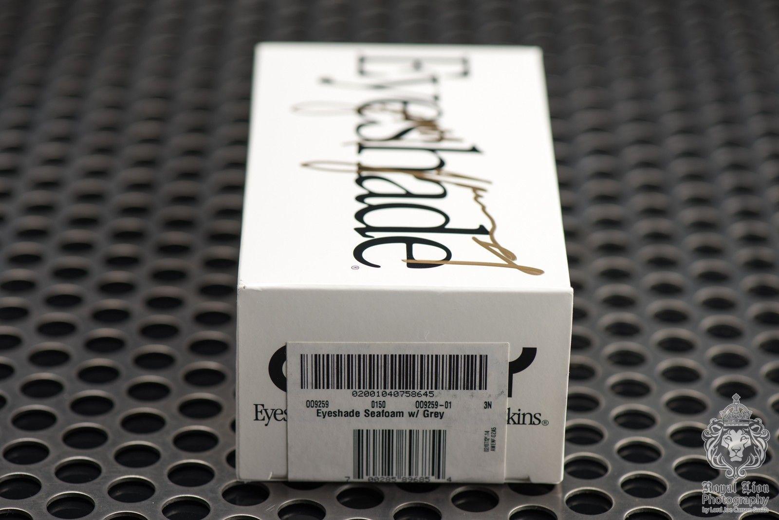 1 of 3 Signed Oakley Heritage Eyeshades by Jim Jannard - Seafoam with Grey Mint in Box - ND8_3473.jpg