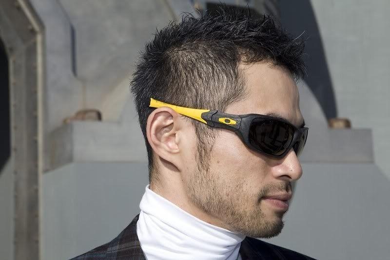My Man ICHIRO Wearing C-SIX - news20100409-101433-01.jpg