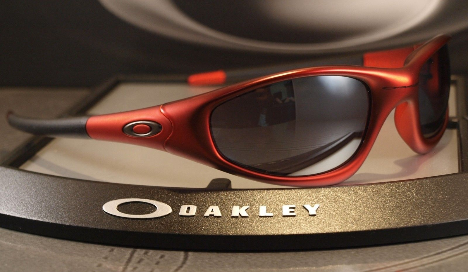 FS: OAKLEY New Straight Jacket ? RARE 04-268 ? BNIB ? Vintage ? FMJ Red ? - newstraightjktfmjred1.jpg