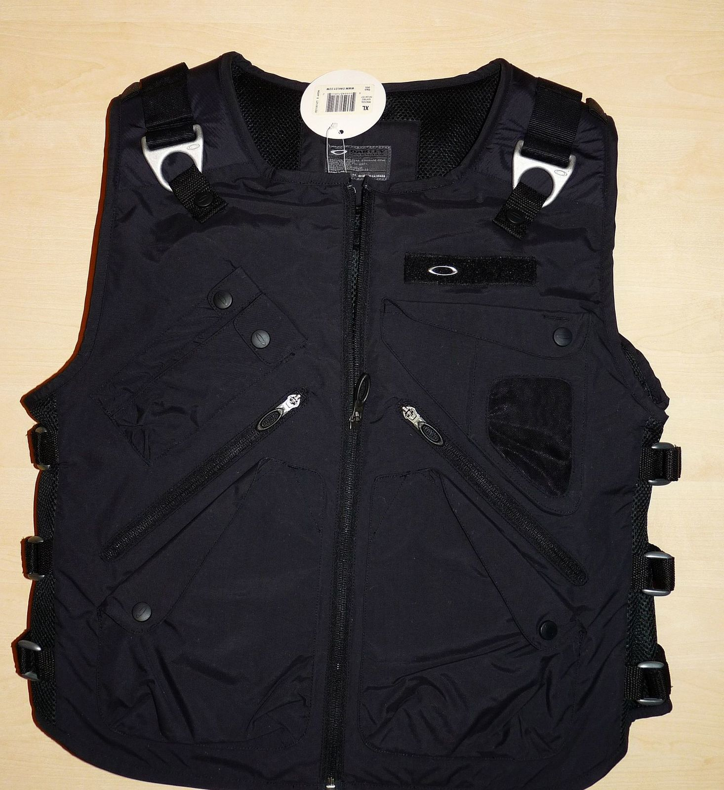 mens tactical AP vest XL unworn with tag + AP daypack !!! - nk85z5bg.jpg