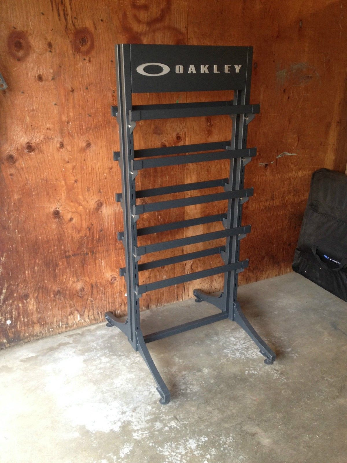 Oakley cooler and Accessory rack (SWFL) - O accy rack 1.jpg