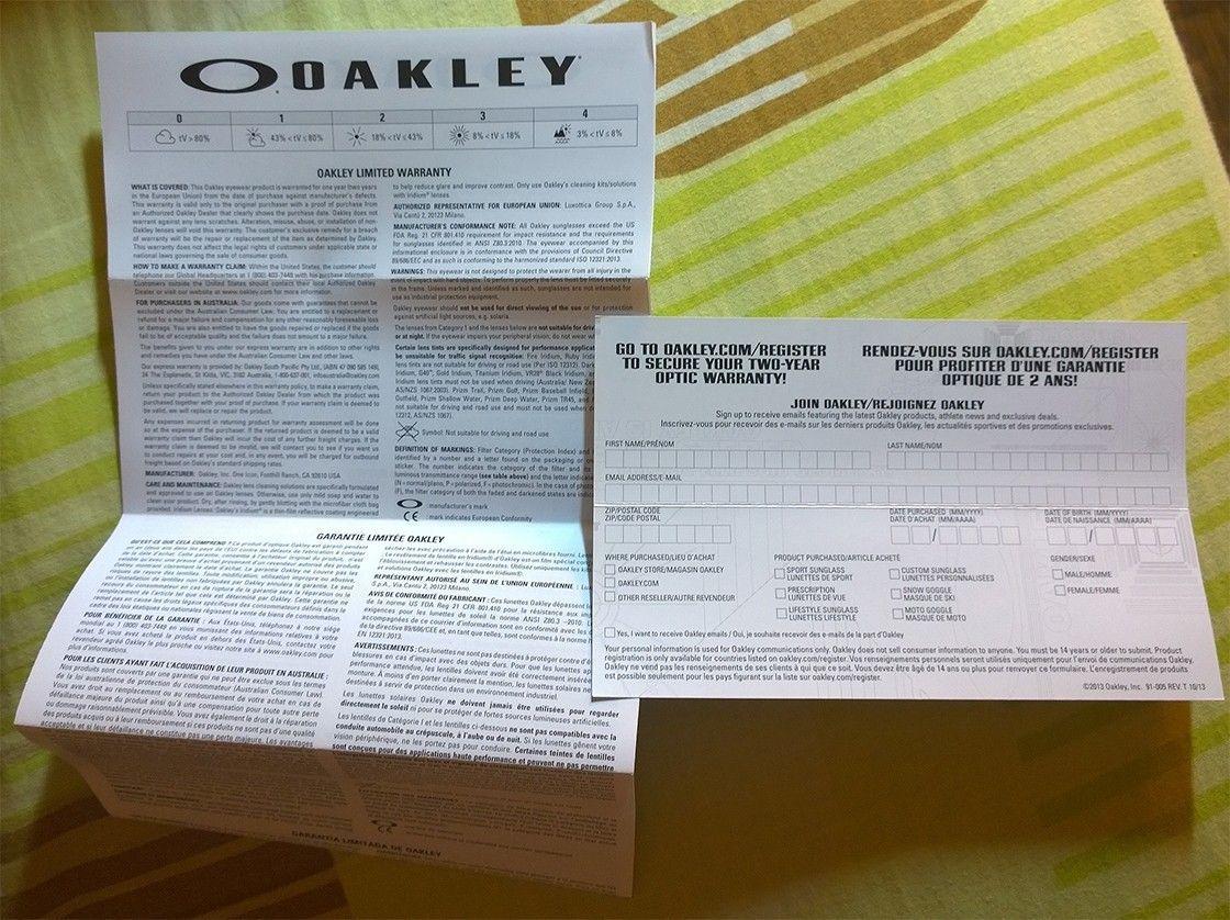 HELP!!! Badman hinges - O Badman Warranty Card.jpg