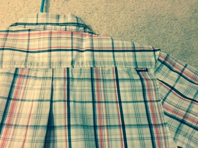 Oakley Polo and Button up Shirt Blow out!! All Size XL - O shirt 1.2.jpg