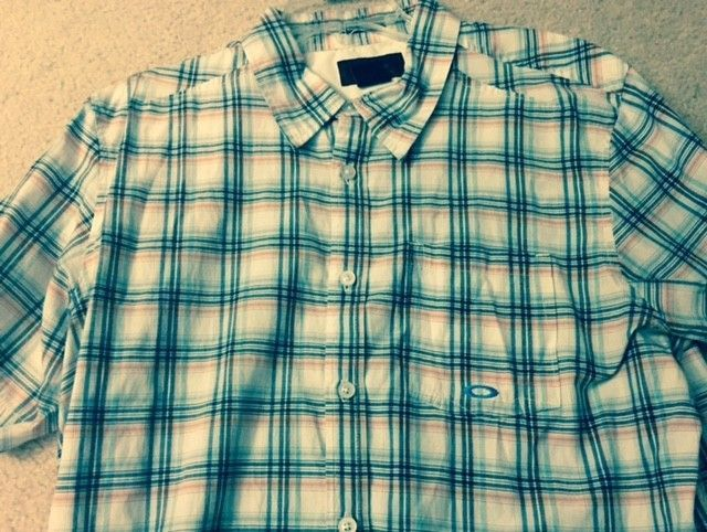 Oakley Polo and Button up Shirt Blow out!! All Size XL - O shirt 2.jpg