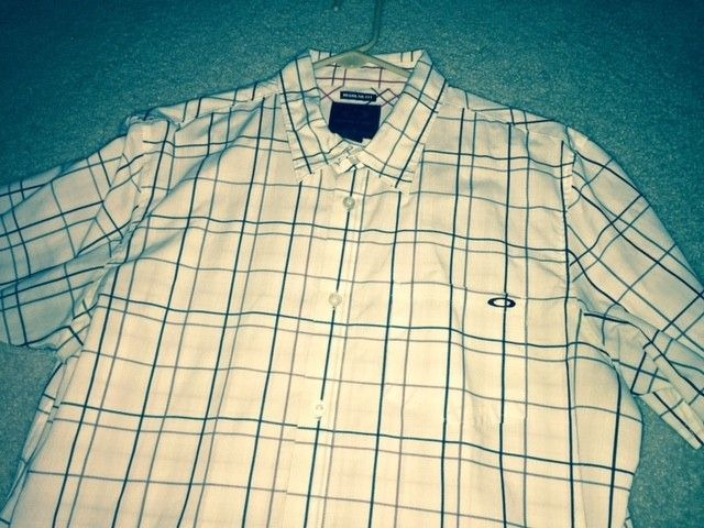 Oakley Polo and Button up Shirt Blow out!! All Size XL - O shirt 4.jpg