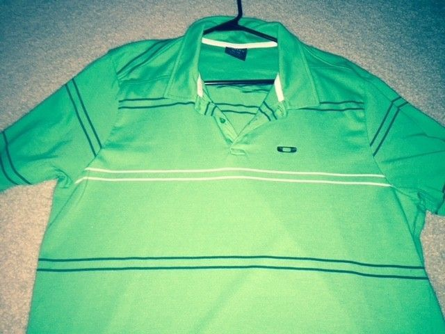 Continued Oakley Polo and Button up Shirt Blow out!! Size XL!! - O shirt 7.jpg