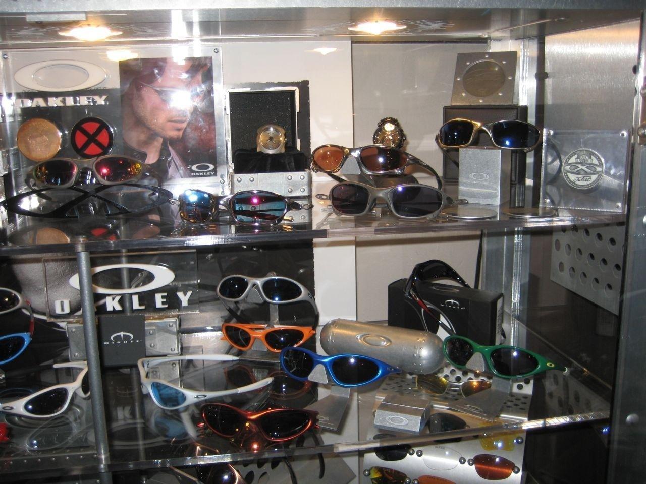 Moved Into My NEW TRIPLE WIDE Oakley Display Case! - oak34.jpg