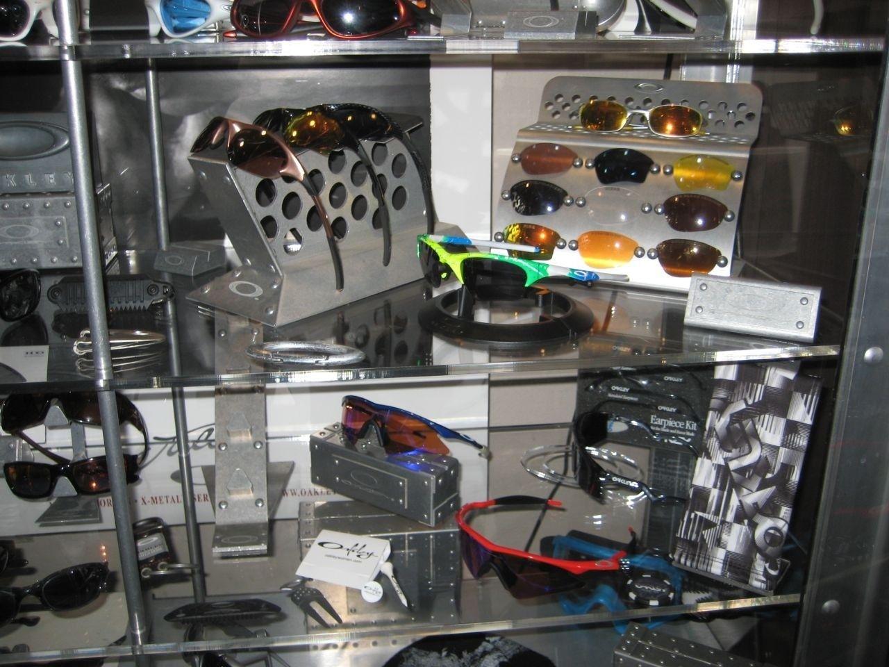 Moved Into My NEW TRIPLE WIDE Oakley Display Case! - oak35.jpg