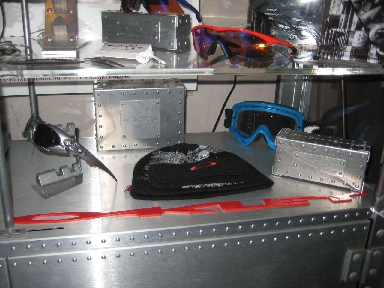 Moved Into My NEW TRIPLE WIDE Oakley Display Case! - oak38.jpg