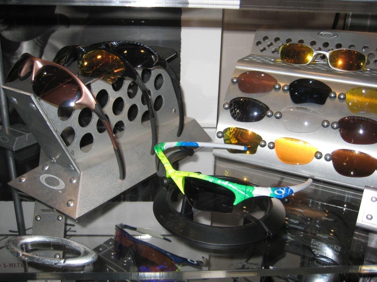 Moved Into My NEW TRIPLE WIDE Oakley Display Case! - oak41.jpg