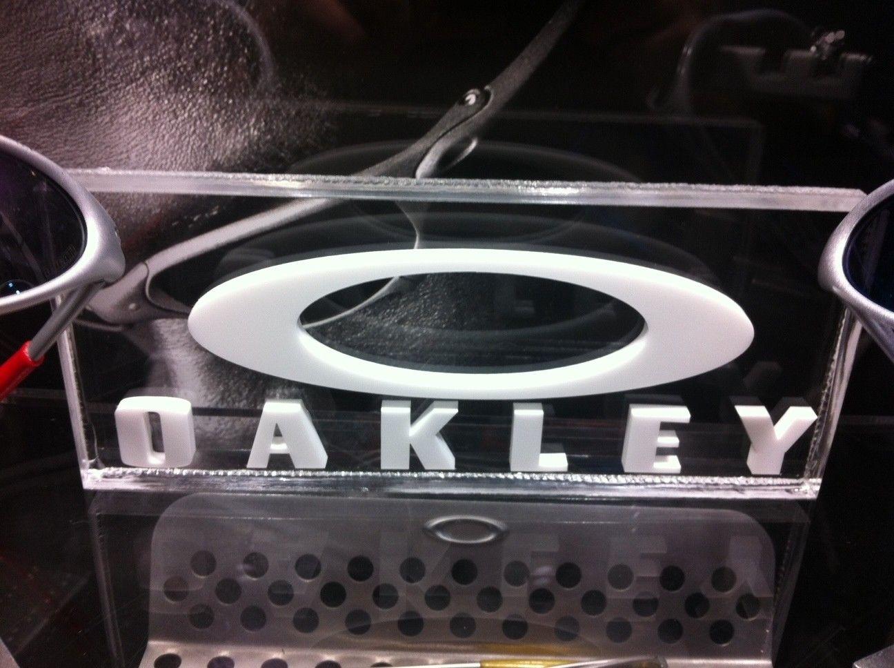 Custom DIY Oakley Display Pieces - oak5.JPG