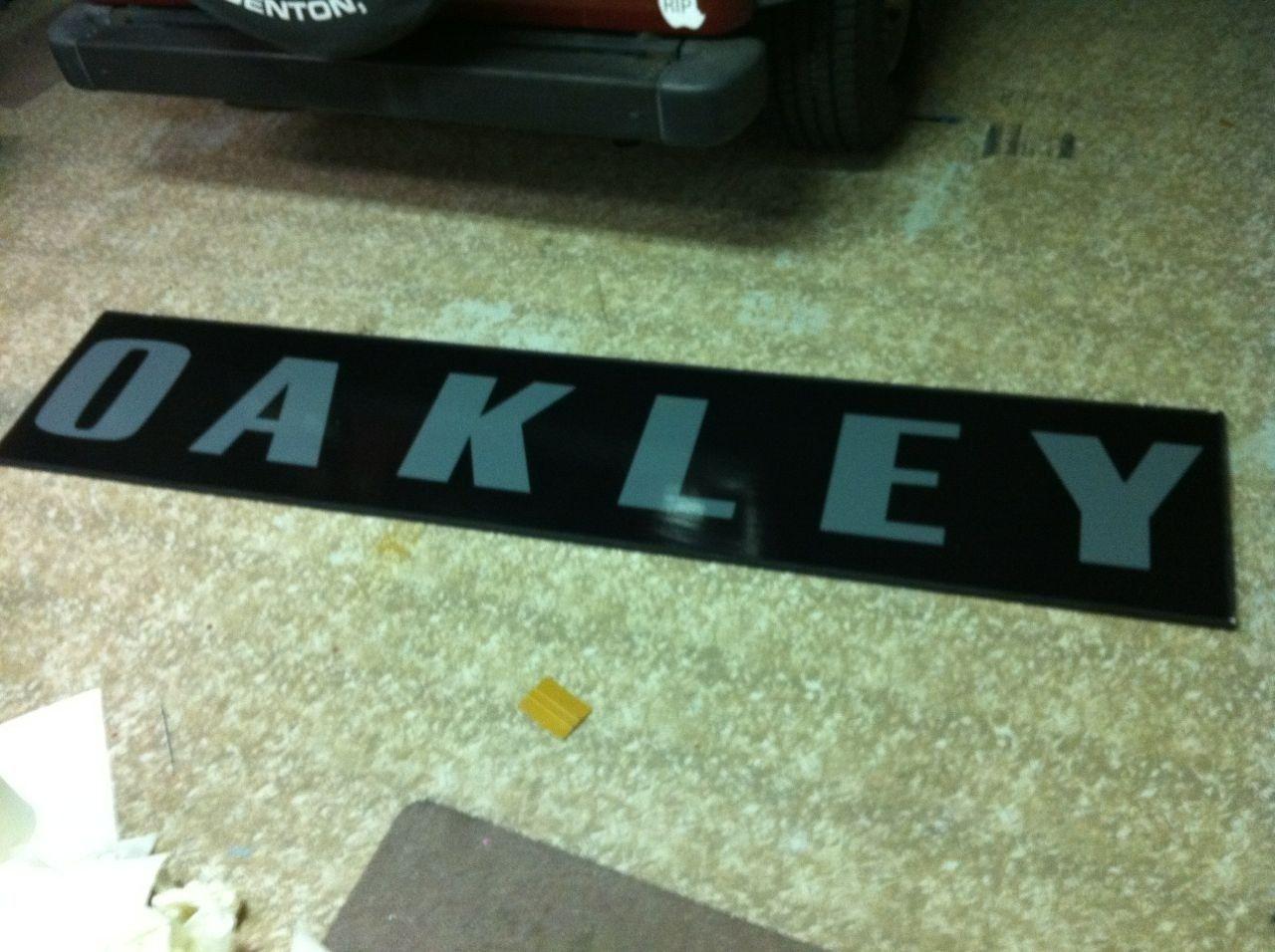 Custom DIY Oakley Display Pieces - oak7.jpg