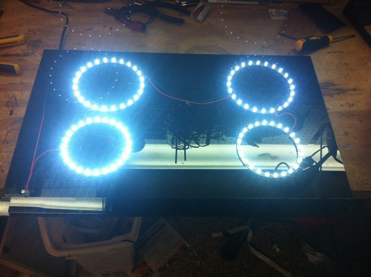 My DIY Oakley X-Metal CUBE Display Case - oakcase5.JPG