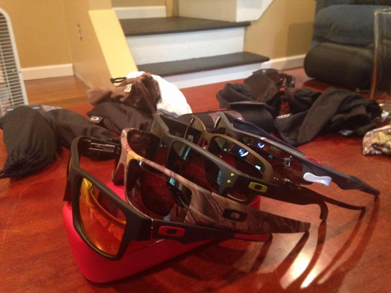 A Few New Pickups This Month. Wide Variety - oakley 3.jpg
