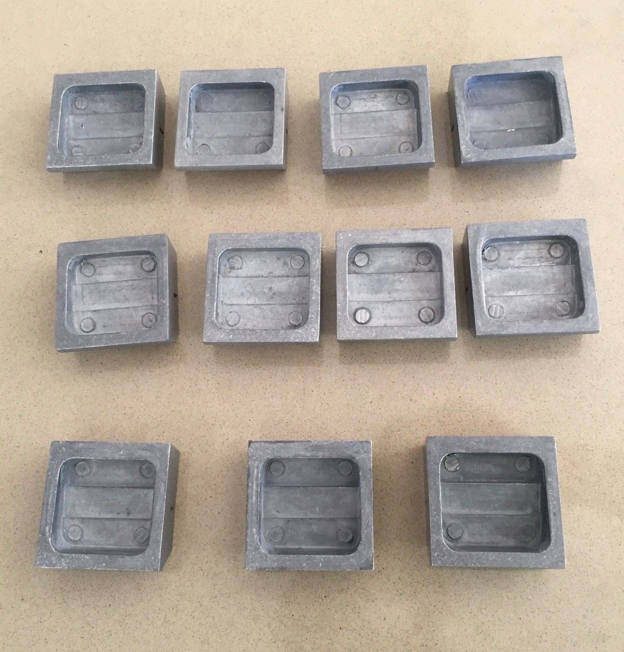 Aluminium Card Blocks (will separate) - Oakley Card Stand - 1 (1).jpg