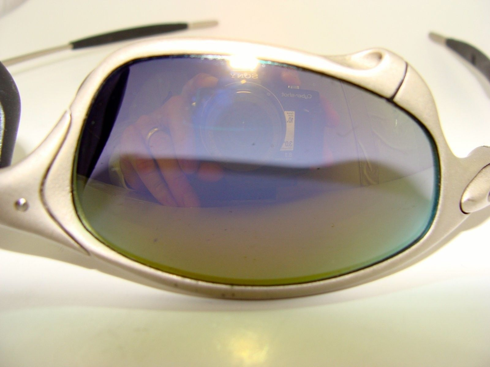 1st Gen Juliet Plasma Emerald 04-115 $400 Shipped CONUS - Oakley Emerald Juliet10.jpg