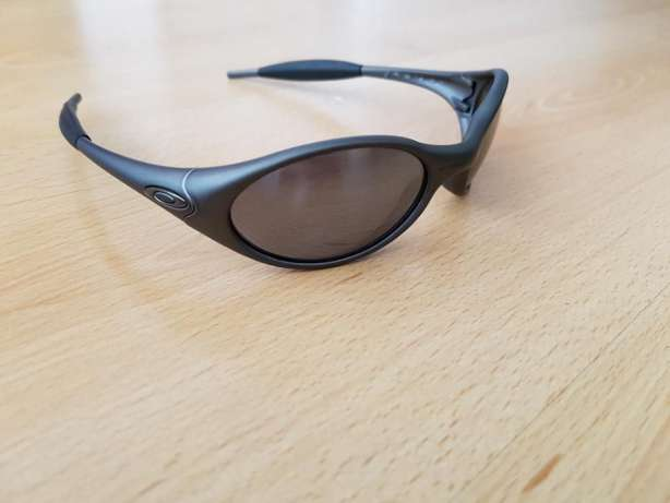 0502baeb6f For Sale - Eye Jacket FMJ with Black Iridium Lenses