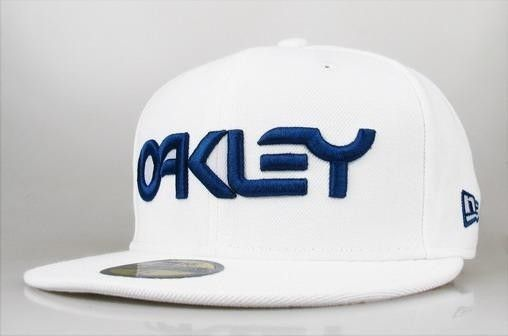 Oakley New Era Hats - OAKLEY-FACTORY-WHITE-NAVY-NEW-ERA-FITTED-HAT-11080225131pd.jpg