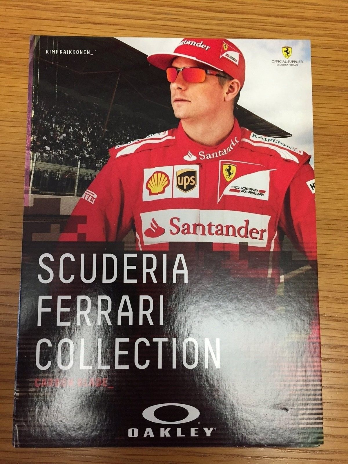 Ferrari POP Cards/Stands Carbon Blade - oakley ferrari card.jpg