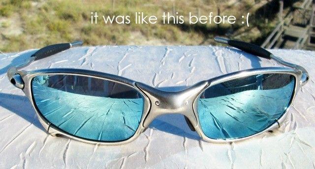 Need Help - Restoring my Juliet Frame :( - oakley juliet plasma emerald iridium sunglasses_5.jpg