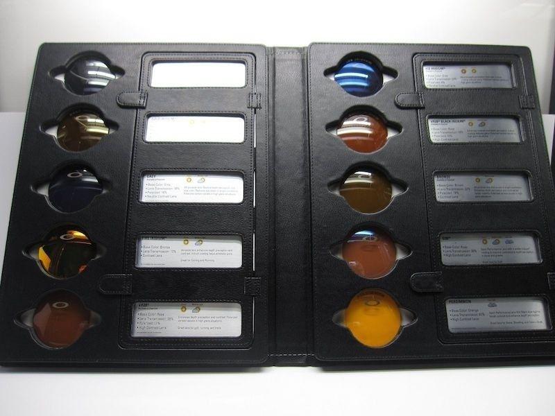 Oakley Lens Display Binder - Oakley Lens Folder (ii).JPG