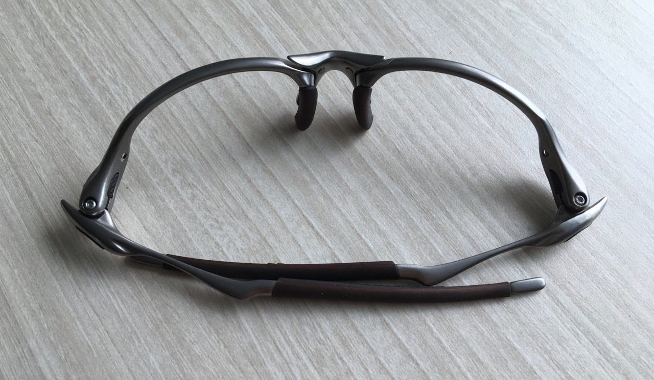 cdd76f9c9a Oakley Romeo Replacement Parts