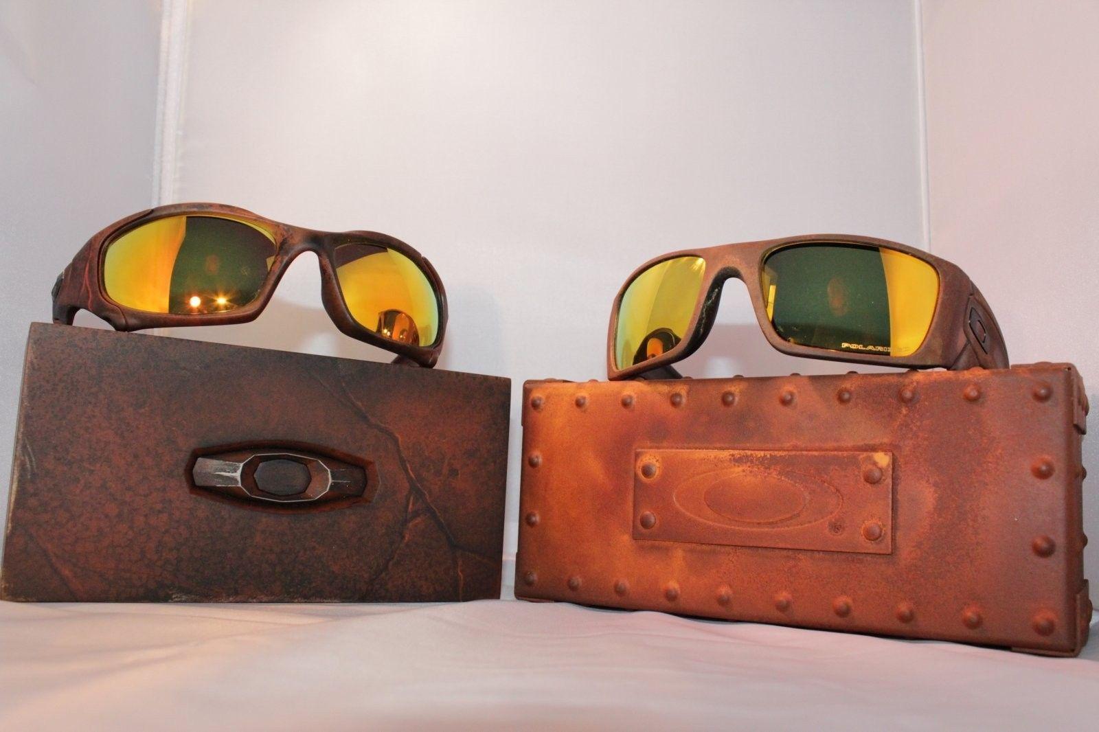 Custom Magma/Decay Pit Boss 1, Dr Chop Dirty Dog, Rust Face Off - oakley pics 10-24-14 (54).JPG